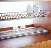 Продаётся новая сушилка для посуды (нержавеющая сталь)